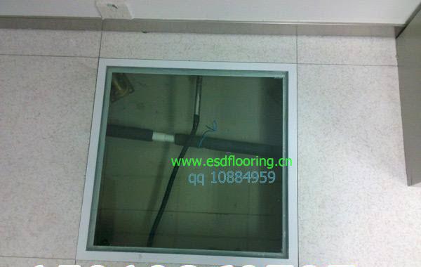 机房防水观测静电地板