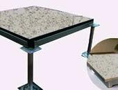 全钢陶瓷面防静电地板