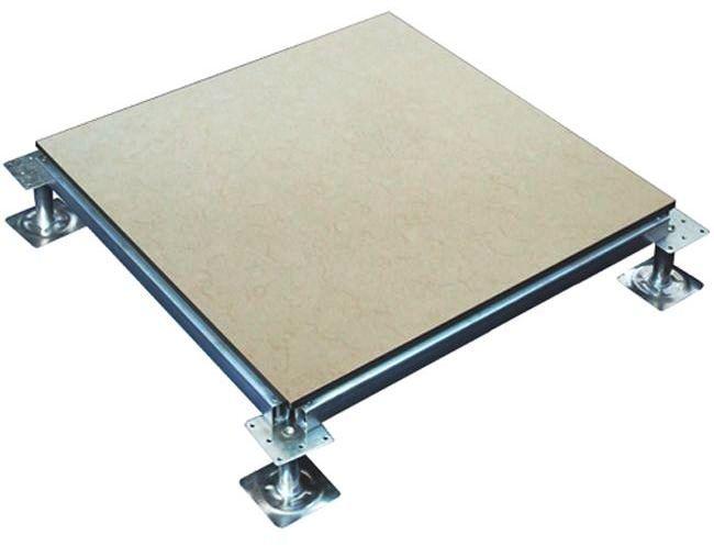 木质复合陶瓷面防静电活动地板