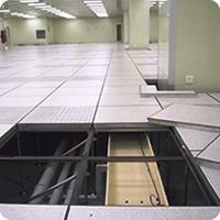 铝合金地板安装实例
